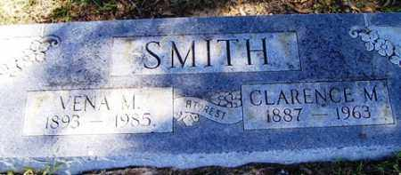 SMITH, CLARENCE MAXFIELD - Franklin County, Arkansas | CLARENCE MAXFIELD SMITH - Arkansas Gravestone Photos
