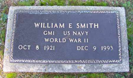 SMITH (VETERAN WWII), WILLIAM E - Franklin County, Arkansas | WILLIAM E SMITH (VETERAN WWII) - Arkansas Gravestone Photos