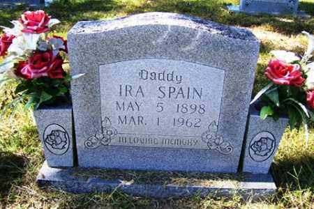 SPAIN, IRA - Franklin County, Arkansas | IRA SPAIN - Arkansas Gravestone Photos