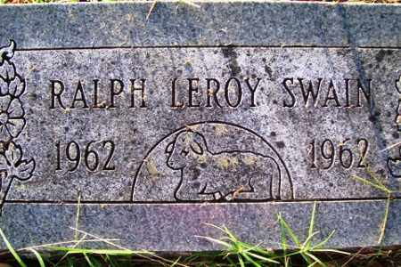 SWAIN, RALPH LEROY - Franklin County, Arkansas | RALPH LEROY SWAIN - Arkansas Gravestone Photos