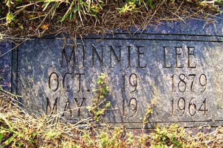 MCGEE TAYLOR, MINNIE LEE - Franklin County, Arkansas | MINNIE LEE MCGEE TAYLOR - Arkansas Gravestone Photos