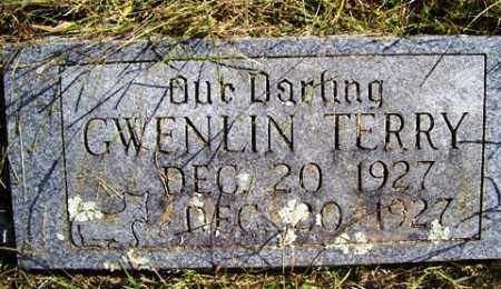 TERRY, GWENLIN - Franklin County, Arkansas | GWENLIN TERRY - Arkansas Gravestone Photos
