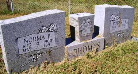 THOMAS, ROBERT F. - Franklin County, Arkansas | ROBERT F. THOMAS - Arkansas Gravestone Photos