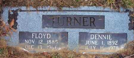 TURNER, DENNIE - Franklin County, Arkansas | DENNIE TURNER - Arkansas Gravestone Photos