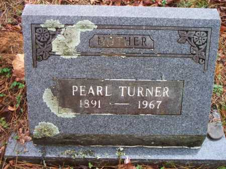 TURNER, PEARL - Franklin County, Arkansas | PEARL TURNER - Arkansas Gravestone Photos