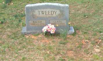 TWEEDY, CLAIRE - Franklin County, Arkansas | CLAIRE TWEEDY - Arkansas Gravestone Photos