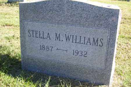 WILLIAMS, STELLA MAY - Franklin County, Arkansas | STELLA MAY WILLIAMS - Arkansas Gravestone Photos