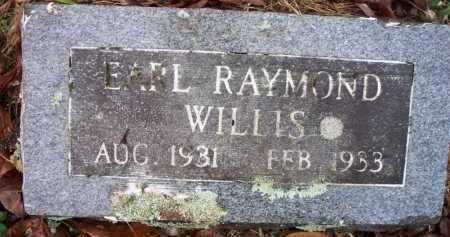 WILLIS, EARL RAYMOND - Franklin County, Arkansas | EARL RAYMOND WILLIS - Arkansas Gravestone Photos