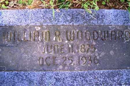 WOODWARD, WILLIAM R. - Franklin County, Arkansas | WILLIAM R. WOODWARD - Arkansas Gravestone Photos