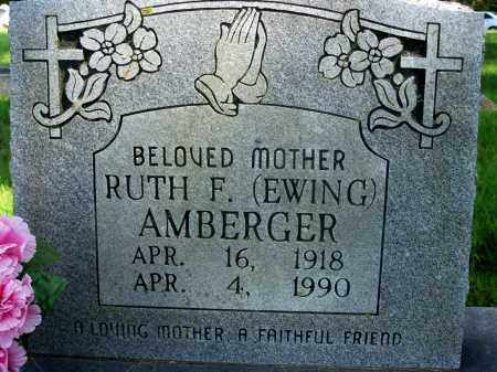 AMBERGER, RUTH - Fulton County, Arkansas | RUTH AMBERGER - Arkansas Gravestone Photos
