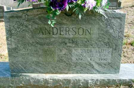 ANDERSON, GLORIA GAIL - Fulton County, Arkansas | GLORIA GAIL ANDERSON - Arkansas Gravestone Photos