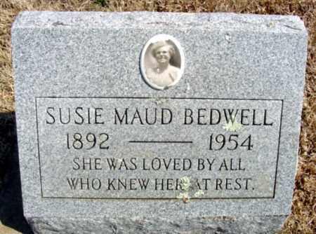 BEDWELL, SUSIE MAUD - Fulton County, Arkansas | SUSIE MAUD BEDWELL - Arkansas Gravestone Photos