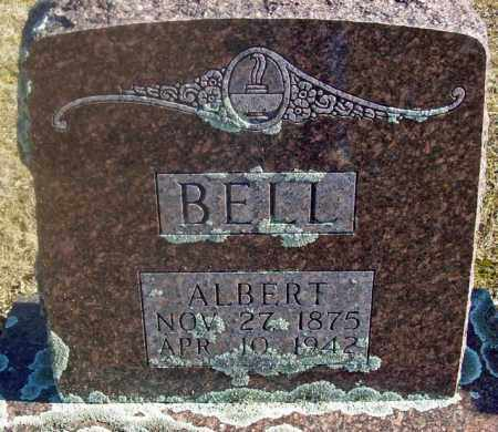 BELL, ALBERT - Fulton County, Arkansas | ALBERT BELL - Arkansas Gravestone Photos