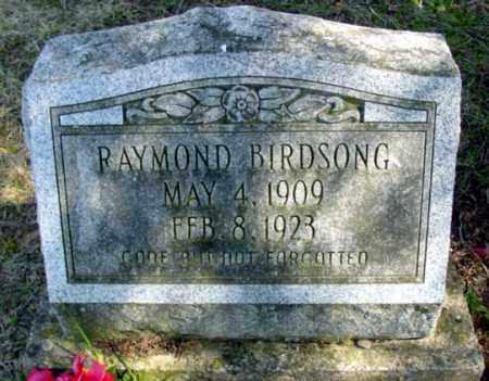 BIRDSONG, RAYMOND - Fulton County, Arkansas | RAYMOND BIRDSONG - Arkansas Gravestone Photos