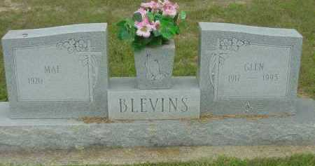 BLEVINS, GLEN - Fulton County, Arkansas | GLEN BLEVINS - Arkansas Gravestone Photos