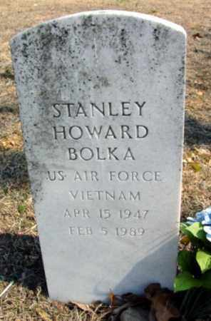 BOLKA (VETERAN VIET), STANLEY HOWARD - Fulton County, Arkansas | STANLEY HOWARD BOLKA (VETERAN VIET) - Arkansas Gravestone Photos