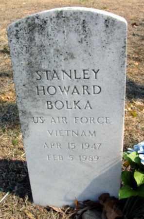 BOLKA (VETERAN VIET), STANLEY HOWARD - Fulton County, Arkansas | STANLEY HOWARD BOLKA (VETERAN VIET) - Arkansas Gravestone Photos