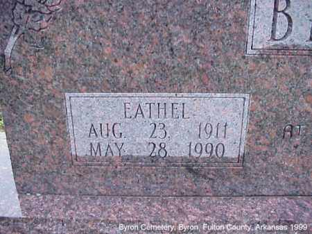 BRAY, EATHEL L. - Fulton County, Arkansas | EATHEL L. BRAY - Arkansas Gravestone Photos