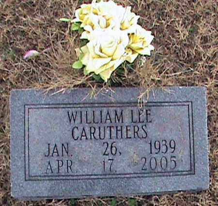 CARUTHERS, WILLIAM LEE - Fulton County, Arkansas | WILLIAM LEE CARUTHERS - Arkansas Gravestone Photos