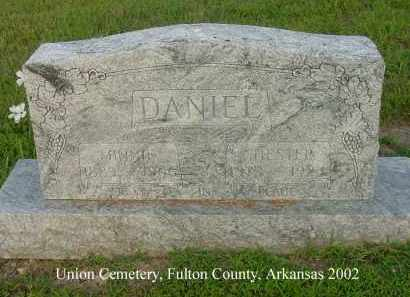DANIEL, MINNIE - Fulton County, Arkansas | MINNIE DANIEL - Arkansas Gravestone Photos