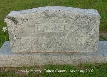 DANIEL, MINNIE - Fulton County, Arkansas | MINNIE DANIEL - Arkansas Gravestone Photos