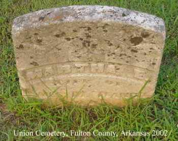 DANIEL, MARTHA E. - Fulton County, Arkansas | MARTHA E. DANIEL - Arkansas Gravestone Photos