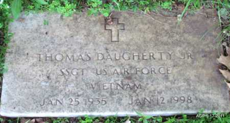 DAUGHERTY, JR (VETERAN VIET), THOMAS - Fulton County, Arkansas | THOMAS DAUGHERTY, JR (VETERAN VIET) - Arkansas Gravestone Photos