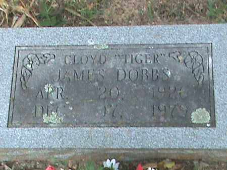 "DOBBS, CLOYD ""TIGER"" JAMES - Fulton County, Arkansas 
