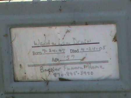 DRAIN, WANDA LOU - Fulton County, Arkansas | WANDA LOU DRAIN - Arkansas Gravestone Photos
