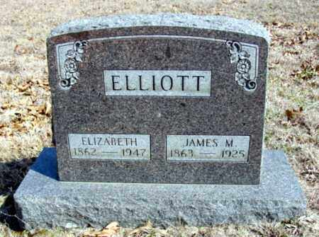 ELLIOTT, ELIZABETH - Fulton County, Arkansas | ELIZABETH ELLIOTT - Arkansas Gravestone Photos