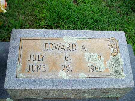EVERETT, EDWARD A. - Fulton County, Arkansas | EDWARD A. EVERETT - Arkansas Gravestone Photos