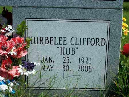 EVERETT, HURBELEE CLIFFORD - Fulton County, Arkansas | HURBELEE CLIFFORD EVERETT - Arkansas Gravestone Photos