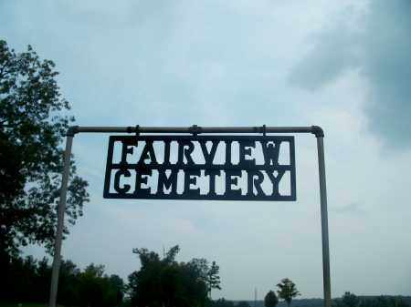 *FAIRVIEW CEMETERY ENTRANCE,  - Fulton County, Arkansas |  *FAIRVIEW CEMETERY ENTRANCE - Arkansas Gravestone Photos