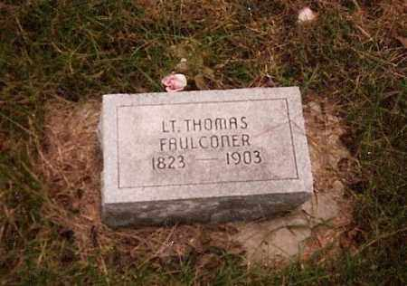 FAULCONER II (VETERAN UNION), THOMAS - Fulton County, Arkansas | THOMAS FAULCONER II (VETERAN UNION) - Arkansas Gravestone Photos