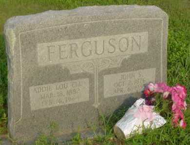 "MURRAY FERGUSON, ADDIE ELLA ""LOU"" - Fulton County, Arkansas 