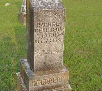 DUCKETT FERGUSON, RACHEL - Fulton County, Arkansas | RACHEL DUCKETT FERGUSON - Arkansas Gravestone Photos