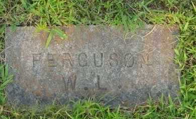 FERGUSON, W. L. - Fulton County, Arkansas | W. L. FERGUSON - Arkansas Gravestone Photos