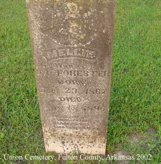 O'KELLY FORESTER, MELLIE SARAH - Fulton County, Arkansas | MELLIE SARAH O'KELLY FORESTER - Arkansas Gravestone Photos