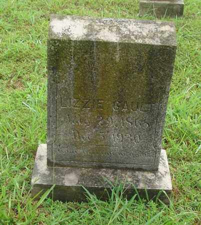 GAULT, LIZZIE - Fulton County, Arkansas | LIZZIE GAULT - Arkansas Gravestone Photos