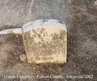 HARKLEROAD, W. H. C. - Fulton County, Arkansas | W. H. C. HARKLEROAD - Arkansas Gravestone Photos