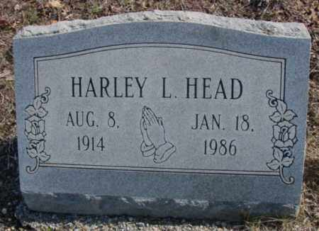 HEAD, HARLEY L. - Fulton County, Arkansas | HARLEY L. HEAD - Arkansas Gravestone Photos