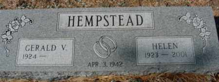 HEMPSTEAD, HELEN - Fulton County, Arkansas | HELEN HEMPSTEAD - Arkansas Gravestone Photos