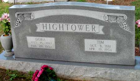 IRBY HIGHTOWER, DORA - Fulton County, Arkansas | DORA IRBY HIGHTOWER - Arkansas Gravestone Photos