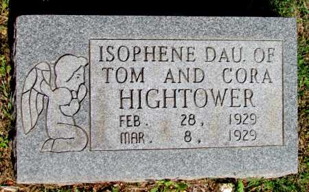 HIGHTOWER, ISOPHENE - Fulton County, Arkansas | ISOPHENE HIGHTOWER - Arkansas Gravestone Photos