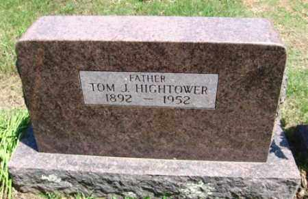 HIGHTOWER, THOMAS JACKSON - Fulton County, Arkansas | THOMAS JACKSON HIGHTOWER - Arkansas Gravestone Photos