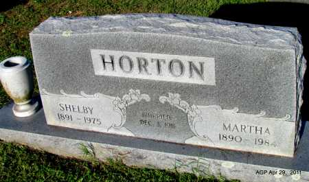 HORTON, MARTHA - Fulton County, Arkansas | MARTHA HORTON - Arkansas Gravestone Photos