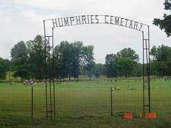 *HUMPHRIES CEMETERY OVERVIEW,  - Fulton County, Arkansas |  *HUMPHRIES CEMETERY OVERVIEW - Arkansas Gravestone Photos