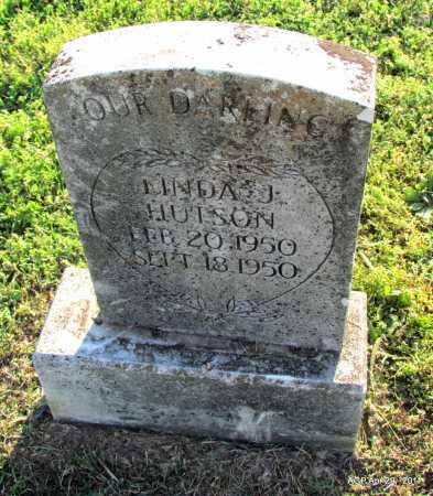 HUTSON, LINDA J - Fulton County, Arkansas | LINDA J HUTSON - Arkansas Gravestone Photos