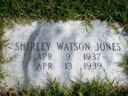 JONES, SHIRLEY - Fulton County, Arkansas | SHIRLEY JONES - Arkansas Gravestone Photos