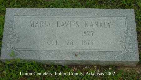 KANKEY, MARIA - Fulton County, Arkansas | MARIA KANKEY - Arkansas Gravestone Photos